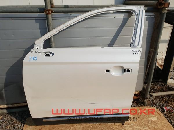 수입차 중고부품 - 링컨 MKX 2세대   앞 도어.   운전석  호환차종: 1   FA1Z5820125A