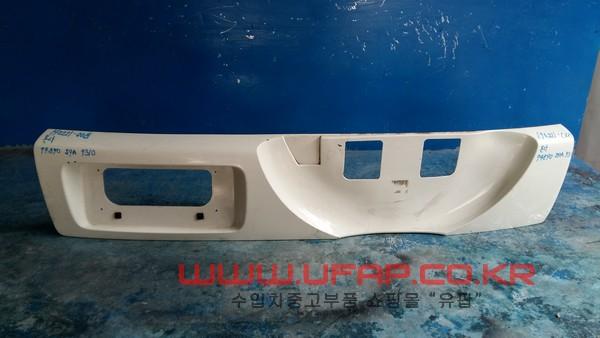수입차 중고부품 - 혼다 CRV 2세대   번호판 트림.  호환차종: 1   74890S9A9310