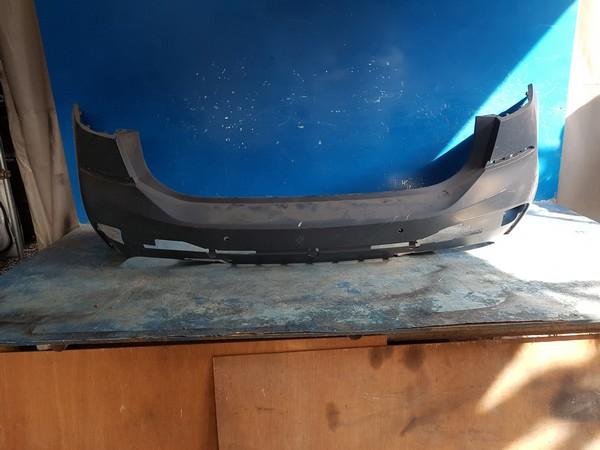 수입차 중고부품 - BMW 6시리즈 G32 GT   뒤 범퍼.-M팩  호환차종: 1   51128094106