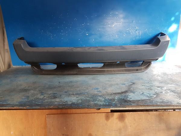 수입차 중고부품 - BMW X5시리즈 E53   뒤 범퍼.  호환차종: 1   8402324,51127027049