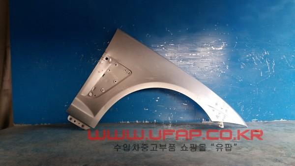 수입차 중고부품 - 재규어 XF 1세대2~~15연식)  휀다.  조수석  호환차종: 1   CX2316E004AC