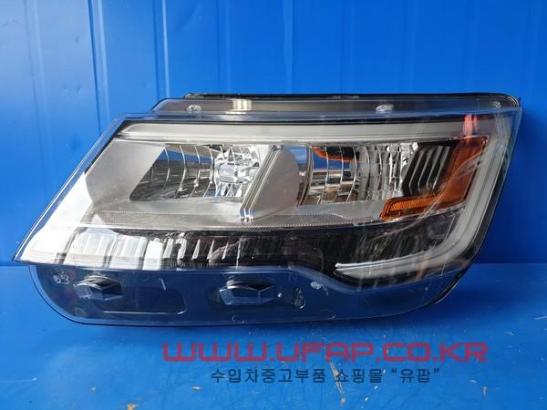 수입차 중고부품 - 포드 익스플로러 5세대   헤드라이트.   운전석  호환차종: 2   FB5313006BN,FB5Z13008N