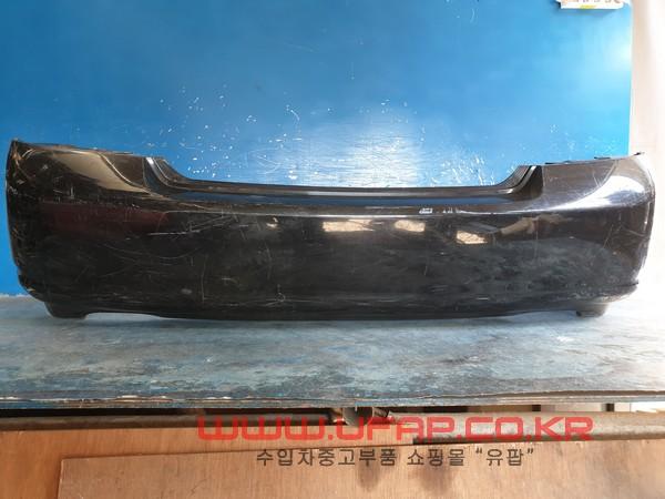 수입차 중고부품 - 인피니티 M 3세대   뒤 범퍼.  호환차종: 1   85022EH140