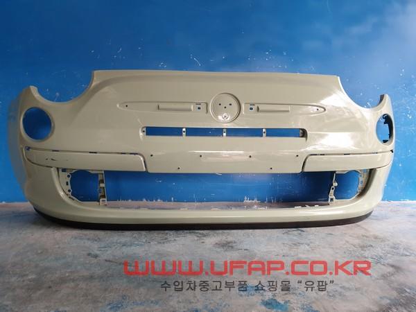 수입차 중고부품 - 피아트 500 3세대   앞 범퍼.  호환차종: 1   1RZ557ZZAB