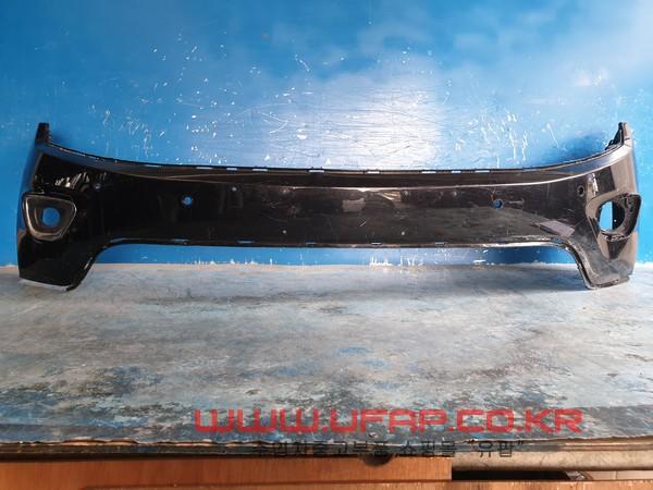 수입차 중고부품 - 지프 그랜드체로키 4세대   앞 범퍼.  호환차종: 1   68078269AB,1WL27TRMACA
