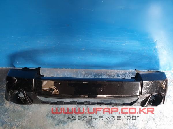 수입차 중고부품 - 지프 그랜드체로키 3세대   앞 범퍼.  호환차종: 1   1EJ41TRMAB,05166738AA