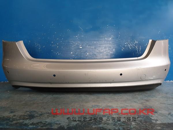 수입차 중고부품 - 아우디 A4 4세대  뒤 범퍼.  호환차종: 1   8K5807511G,8K5807067A