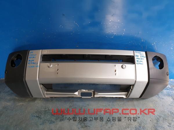 수입차 중고부품 - 랜드로버 디스커버리 3세대   앞 범퍼.  호환차종: 1   DPC500061XXXB01