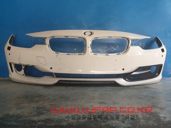 수입차 중고부품 - BMW 3시리즈 F30   앞 범퍼.  호환차종: 2   7308401,51117372279,51117292999