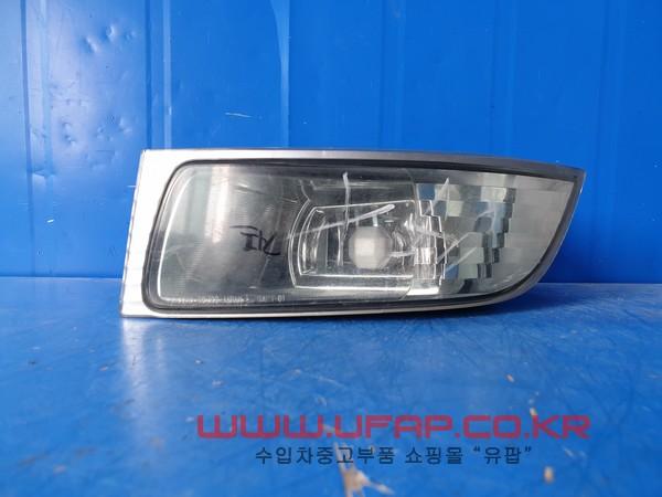 수입차 중고부품 - 렉서스 GX   안개등.   운전석  호환차종: 1   8122160080