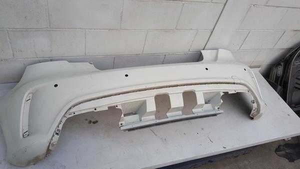 수입차 중고부품 - 벤츠 A클래스 W176 AMG 뒤 범퍼. 호환차종: 2