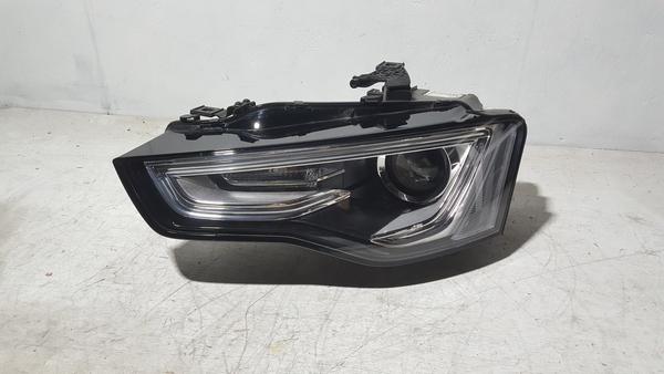 수입차 중고부품 - 아우디 A5 1세대 헤드라이트 운전석. 호환차종: 1 8T0941005C